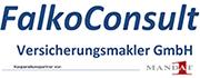 FalkoConsult Versicherungsmakler Logo